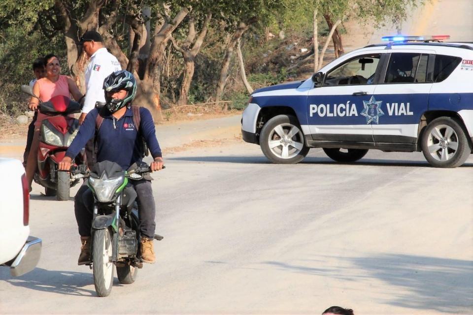 """""""Moto Locos"""", un problema que no  se acaba en Bahía de Banderas"""