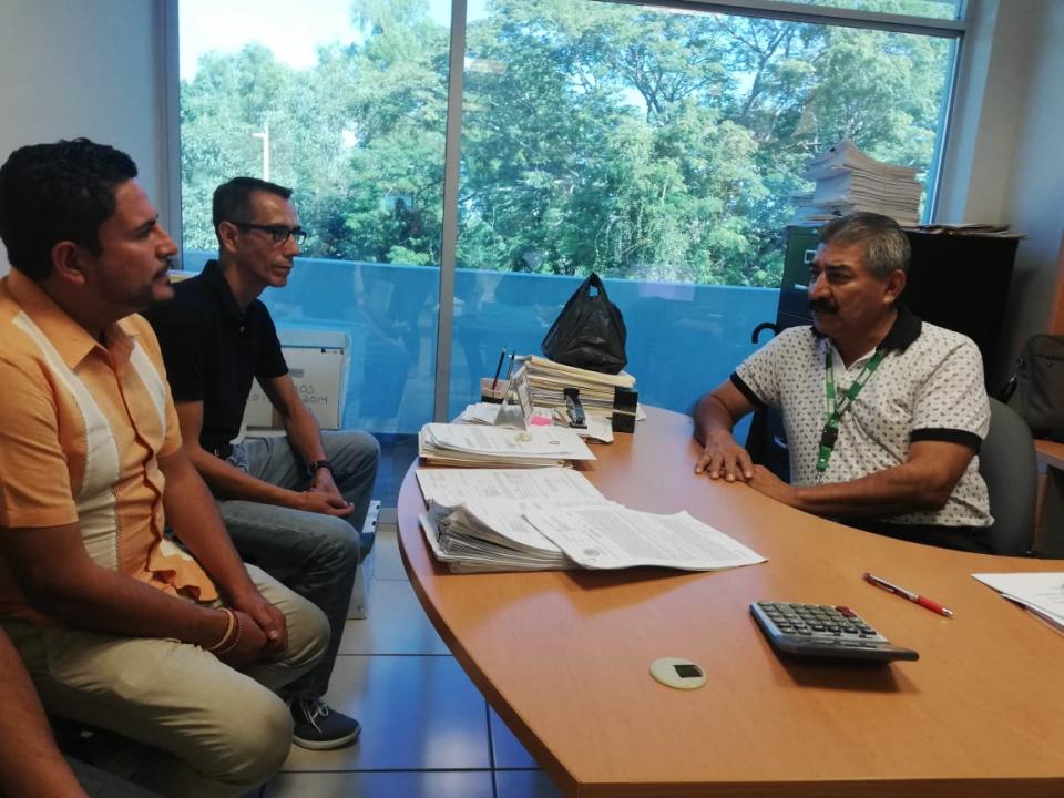 Se integra Rosalío Villaseñor  al frente de la UNIRSE