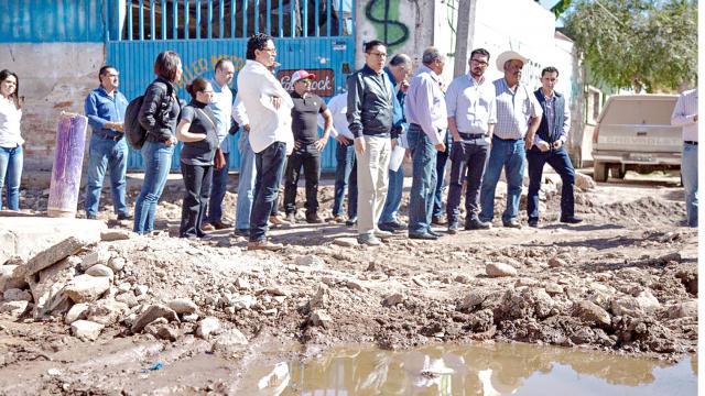 Entregan en Nayarit enseres a afectados