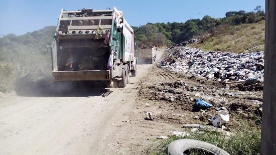 Aumenta la recolección de  basura en época navideña