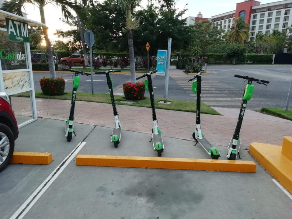 Buscarán regular el uso de  scooter`s en Nuevo Vallarta