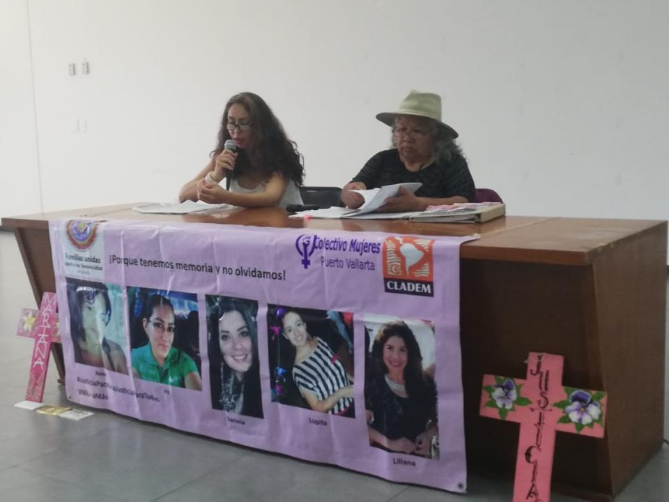 Falta voluntad política para investigar bajo  perspectiva de género los feminicidios