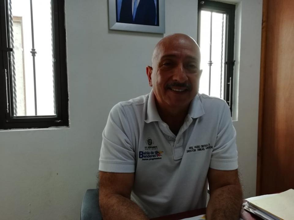 En proceso de licitación, mercado  de Bahía de Banderas: Hugo Ortega