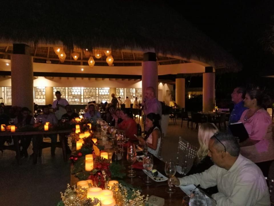 Ofrece OVC Riviera Nayarit tradición, alegría y convivio a la prensa