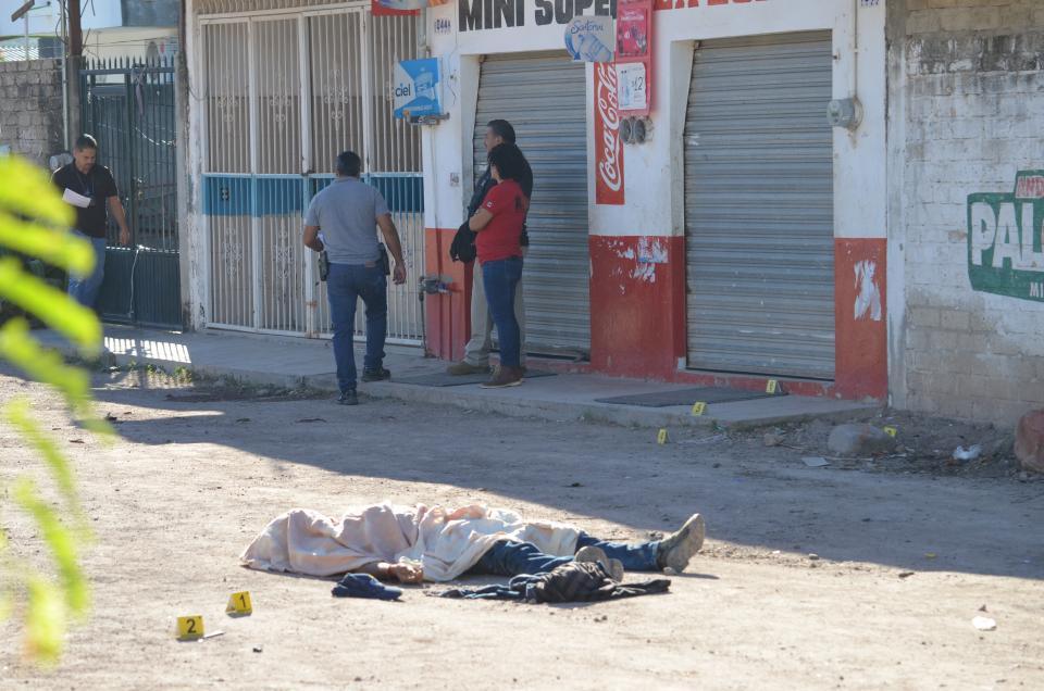 Presunto ladrón es  abatido por policías