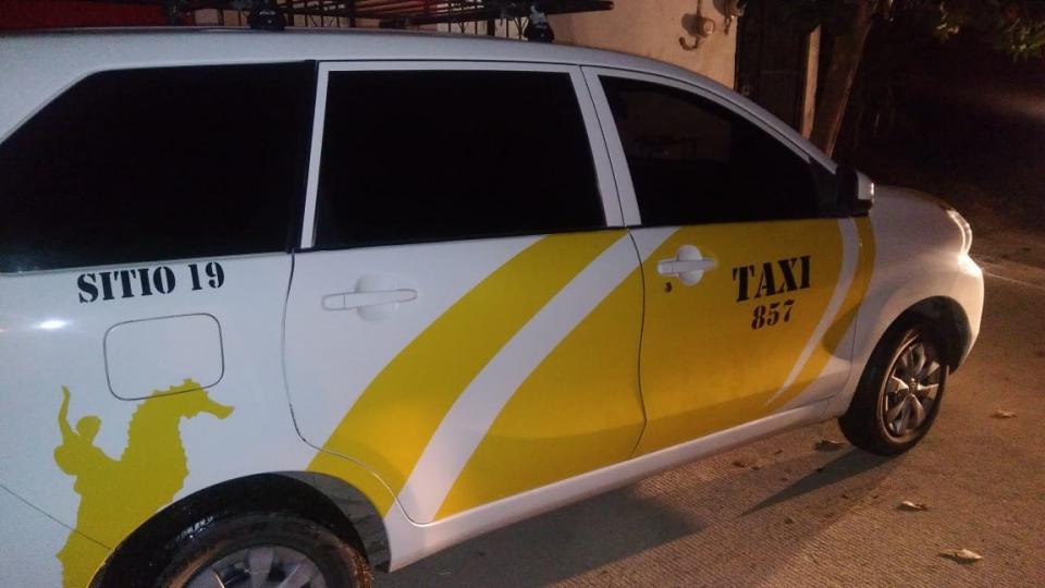 Asaltan a taxista en Mirador de Llanitos