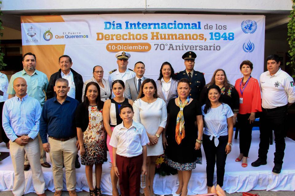 Puerto Vallarta hace historia en materia de derechos humanos