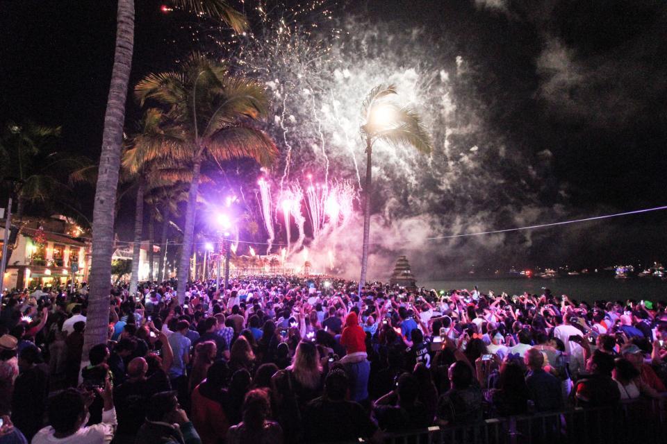 Puerto Vallarta recibirá el 2019 con música, color y alegría
