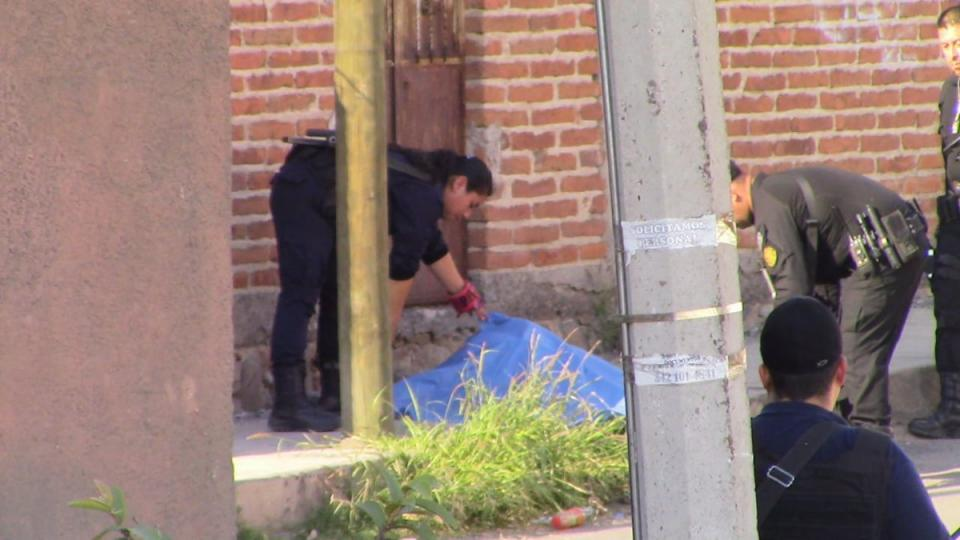 Reportan ataque armado a policías en Jalisco