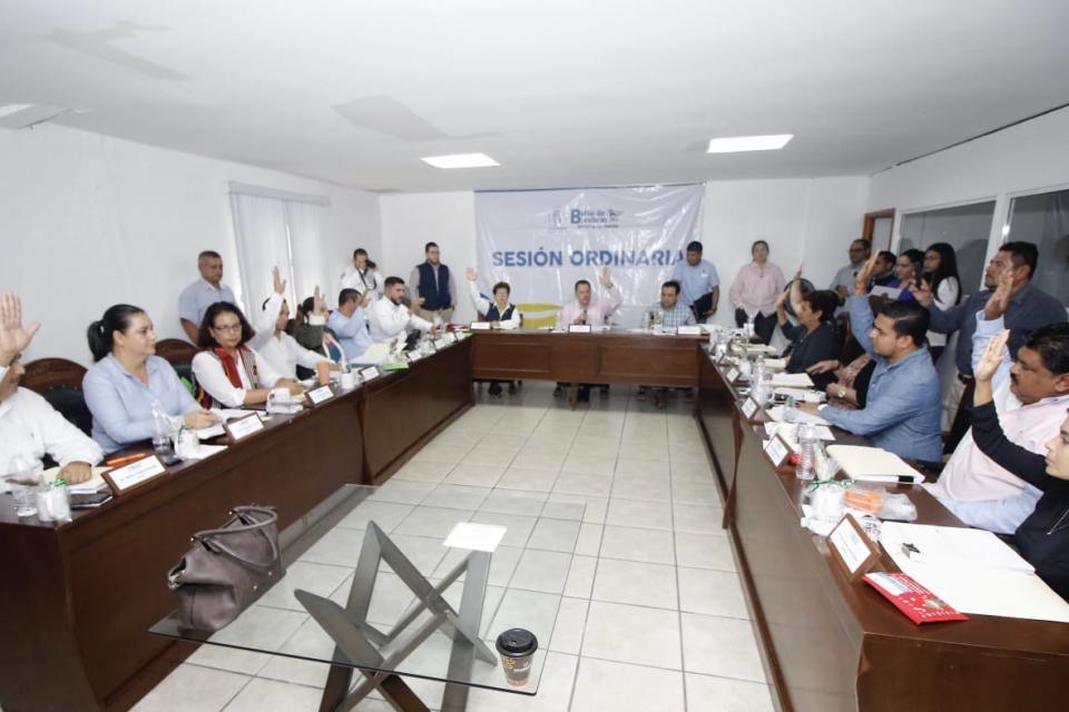 Aprueba Cabildo de Bahía de Banderas el proyecto de Ley de Ingresos 2019