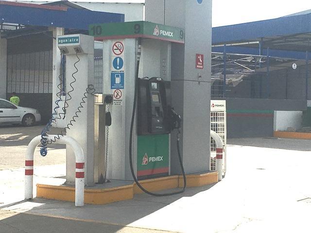 Sin escasez de gasolina en Puerto Vallarta