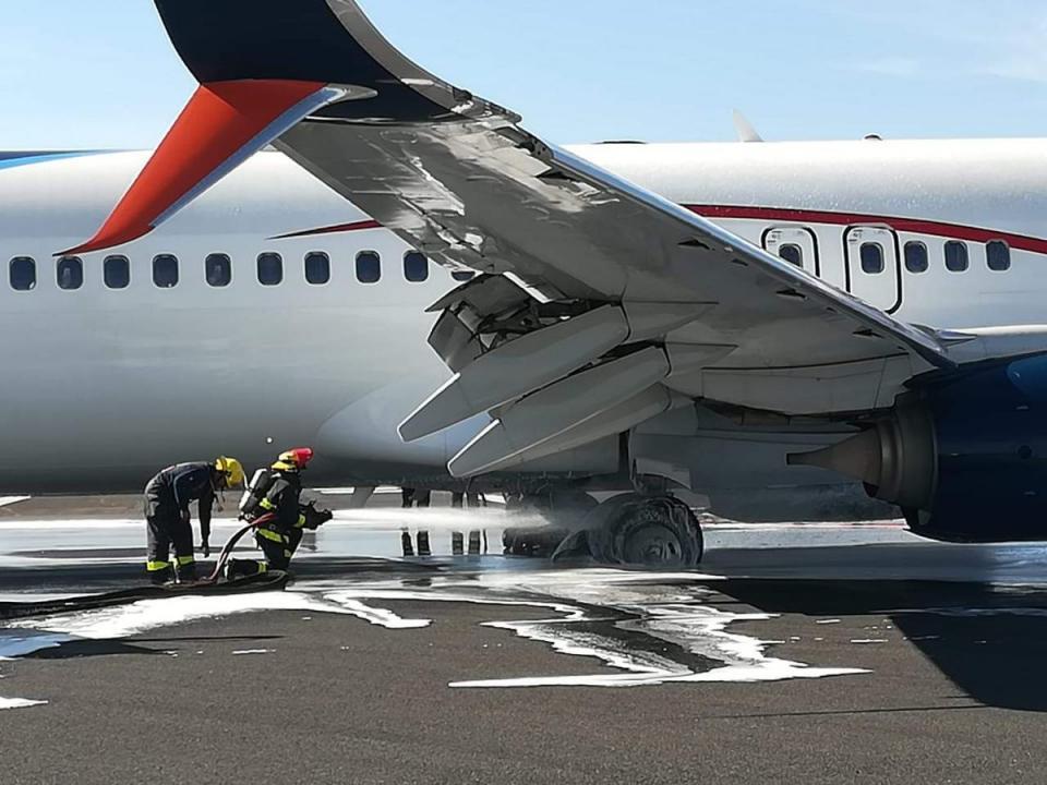 Desviaron llegadas de vuelos a Puerto Vallarta por  percance del avión de Aeroméxico: GAP