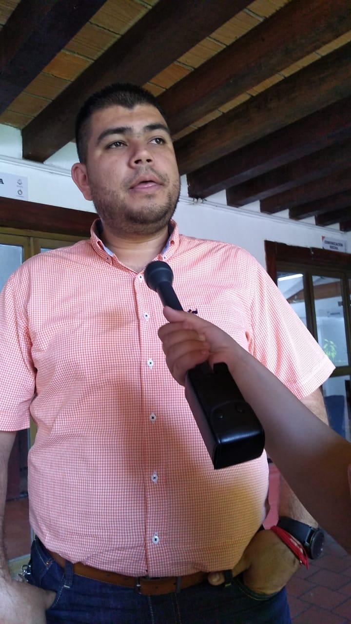 """""""La gente pide calles"""": Monroy"""