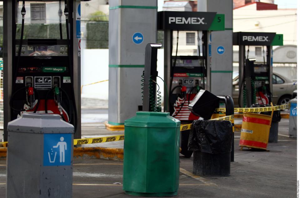 Acepta Pemex ayuda  en abasto de gasolina