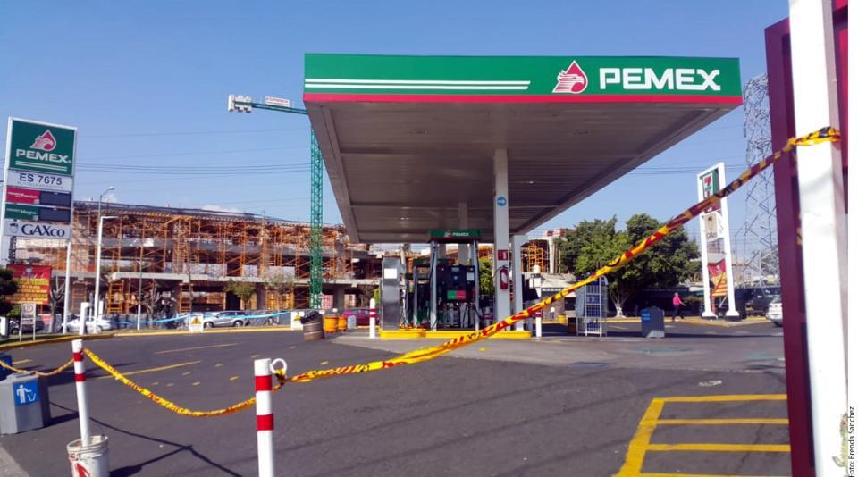 Advierten falta de  alimentos por gasolina