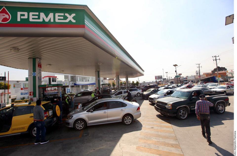 Pemex no puede solo: CCE