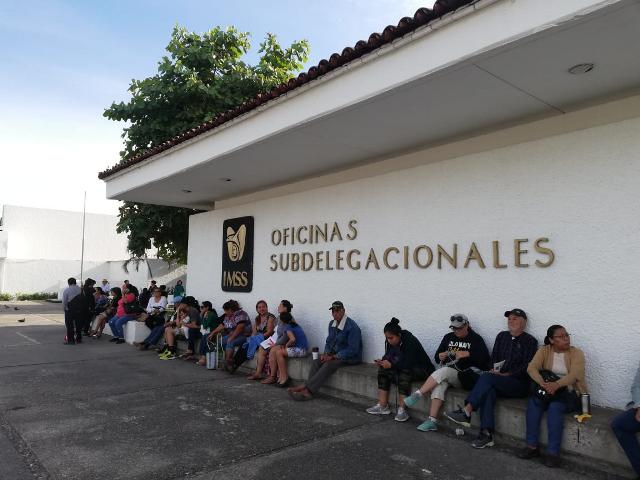 Aumenta la demanda de  servicios en el IMSS Puerto Vallarta