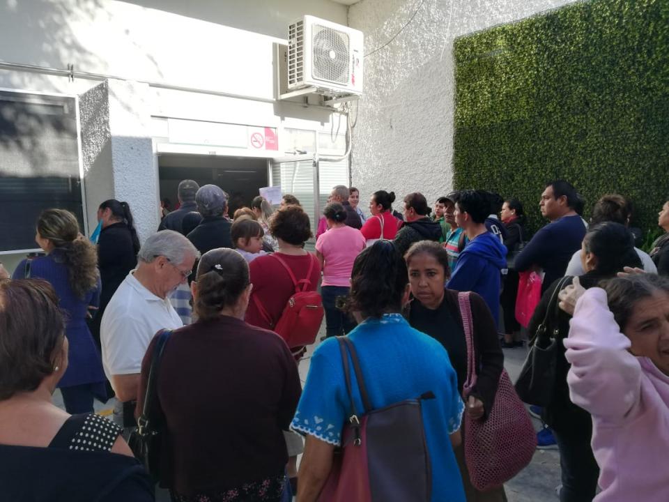 Un caos en el IMSS para agendar citas