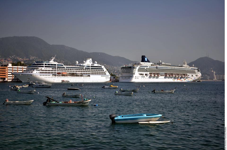 Industria de cruceros aporta  480 millones de dólares al país