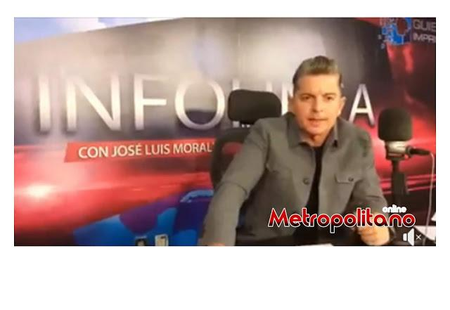 Policía Ministerial de Aguascalientes detiene a José Luis Morales