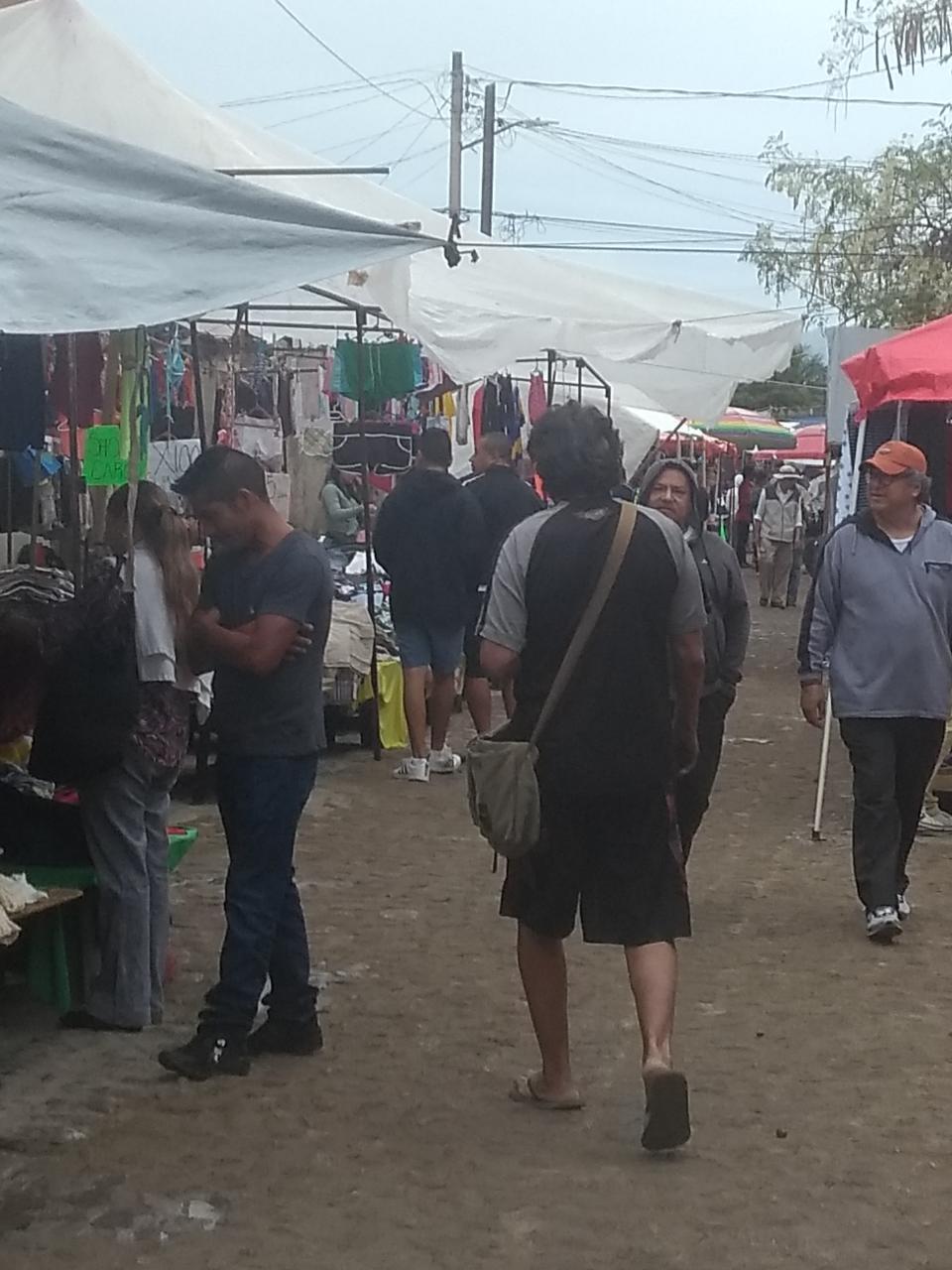 Crece el Tianguis de Las Mojoneras y ya es regional