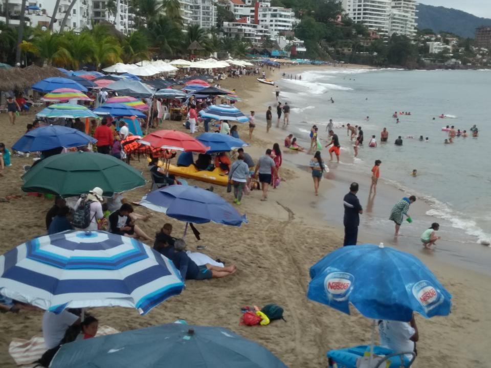 Ocupación récord en Puerto Vallarta este fin de año