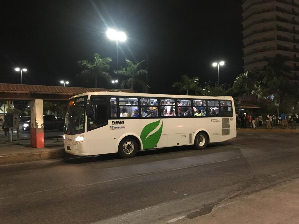 Regresa el transporte público a  Los Llanitos el próximo lunes