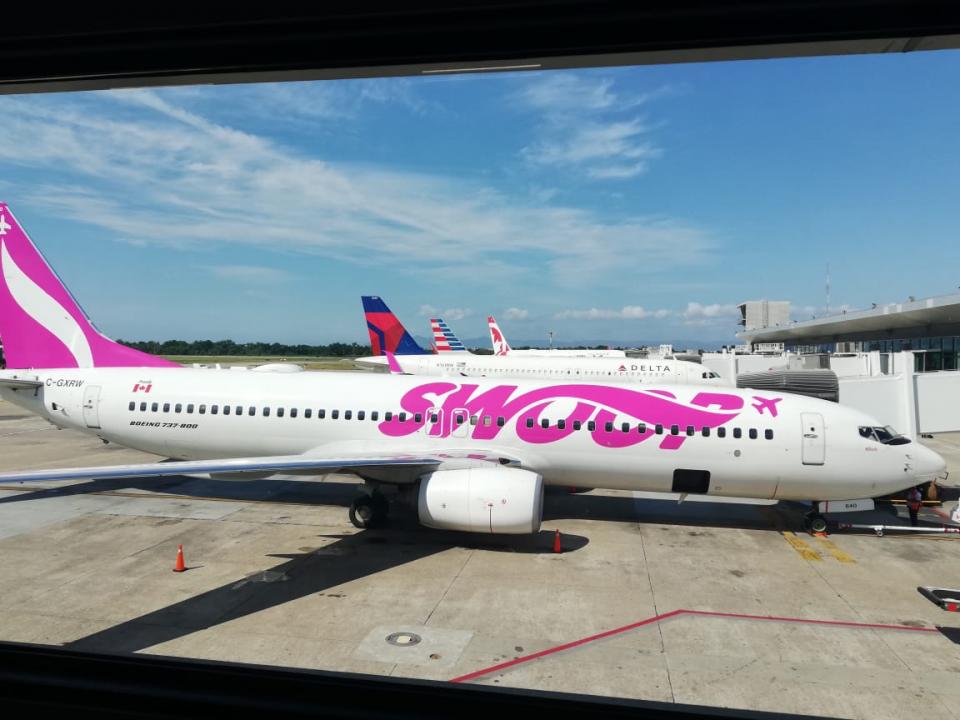 DESCARTA DESBASTO EL GAP…    El Aeropuerto de PV cuenta con  suficiente suministro de turbosina