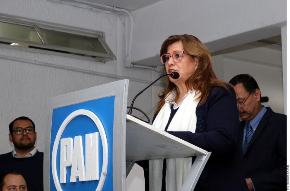 Llega Pilar Pérez  a dirigir PAN-Jalisco