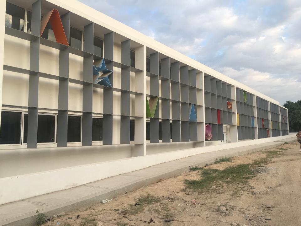 El Cendi de la colonia Loma Bonita  será una escuela de calidad