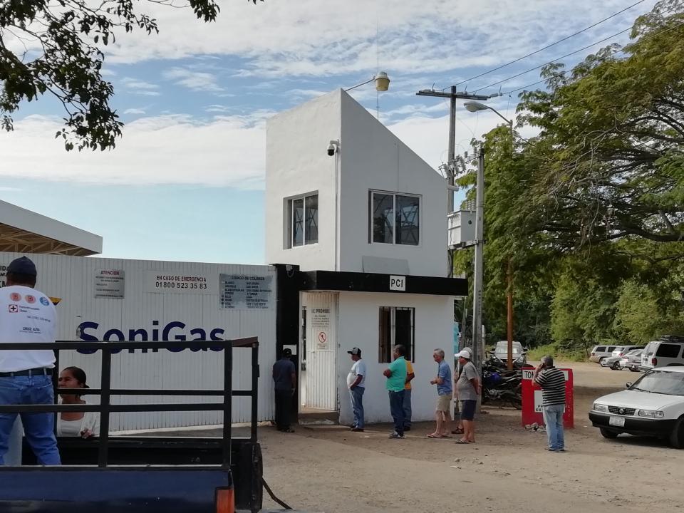 Limitado el abasto de gas en Bahía de Banderas