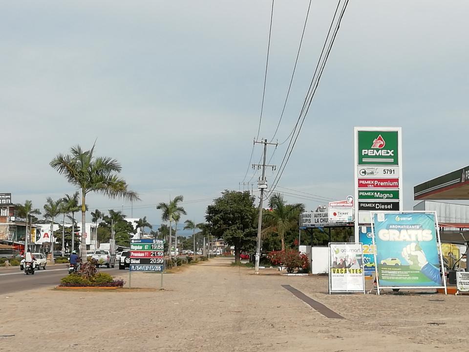 Bahía de Banderas no registra aumentos a la gasolina ante el aumento del IEPS
