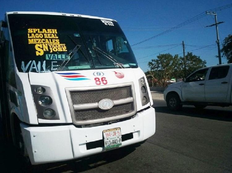 Reitera gobernador: aumento del transporte es ilegal