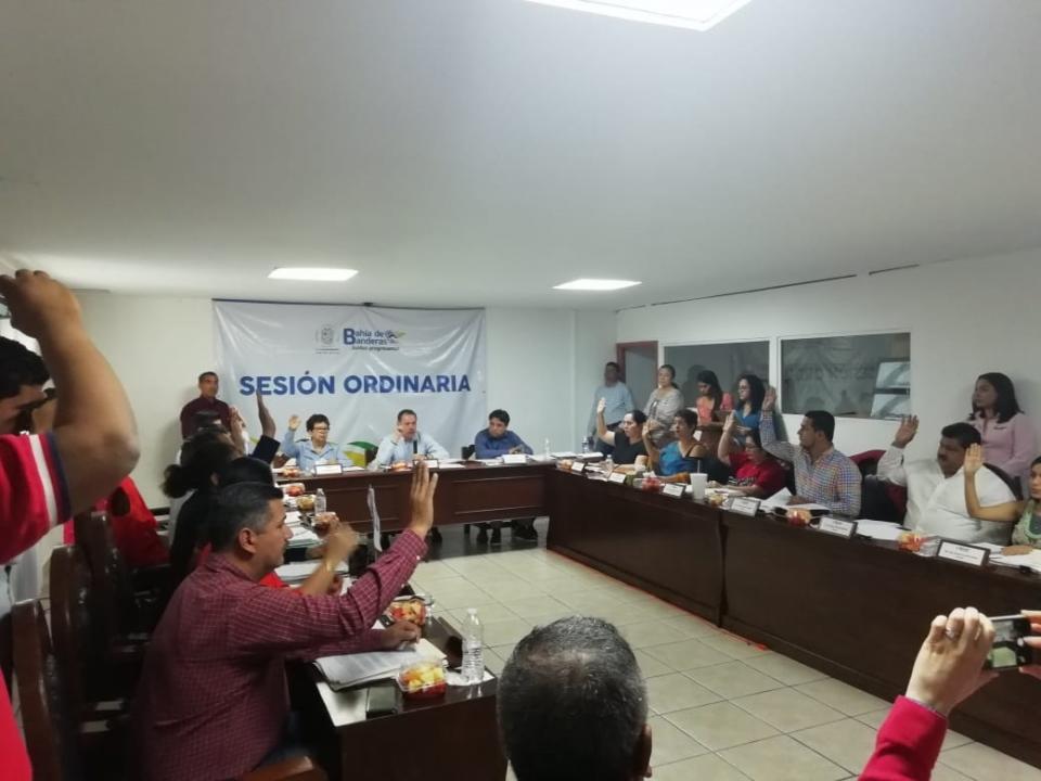 Garantiza Jaime Cuevas Tello orden,  gobernanza y seguridad a ciudadanos