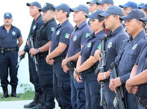 Proyecta seguridad pública con una policía mejor preparada para este 2019