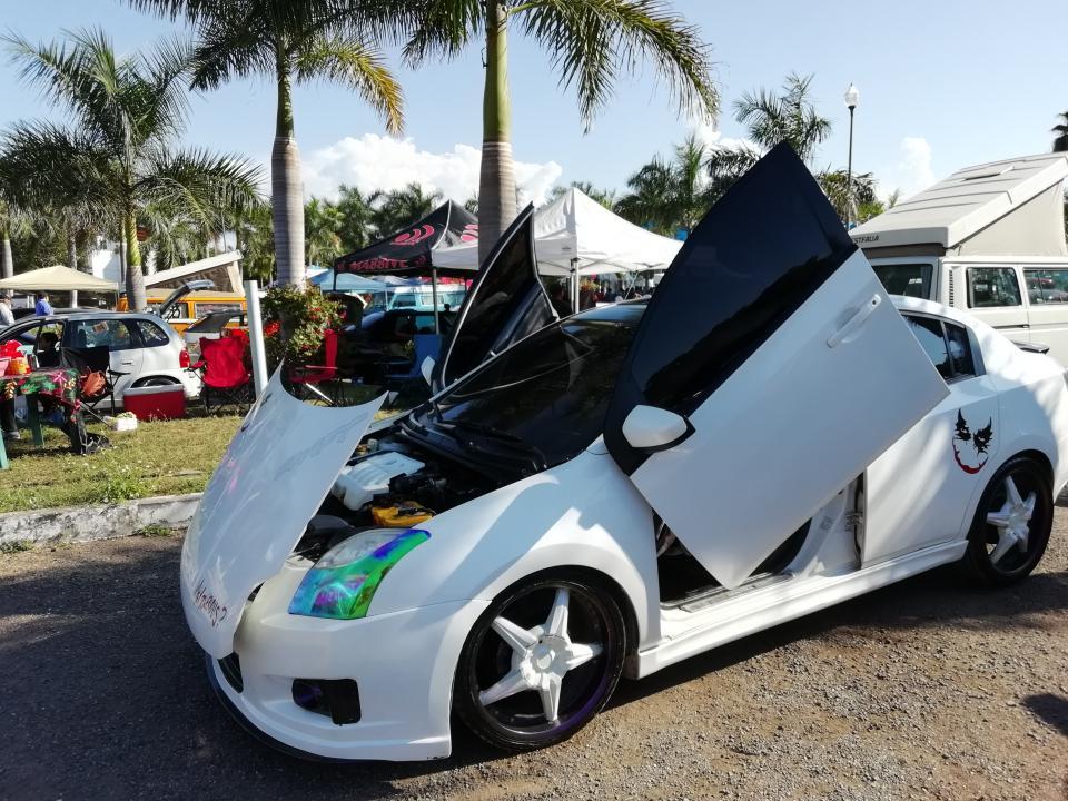 Todo un éxito el tercer car Show Riviera Nayarit 2019