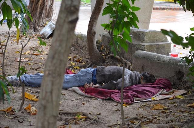 Localizan cadáver en la isla del río Cuale