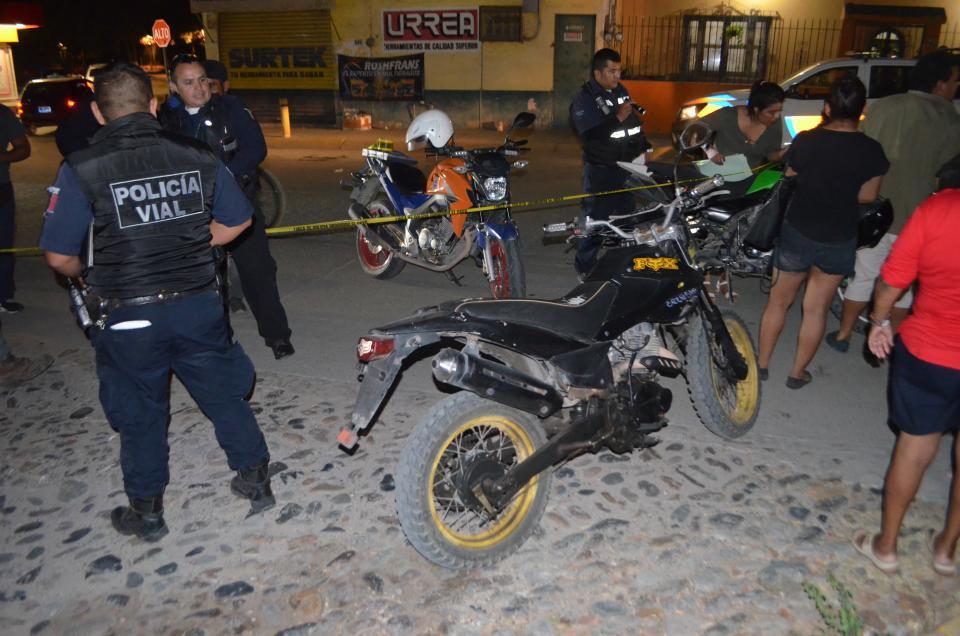 Sigue operativo contra  los motocicletas