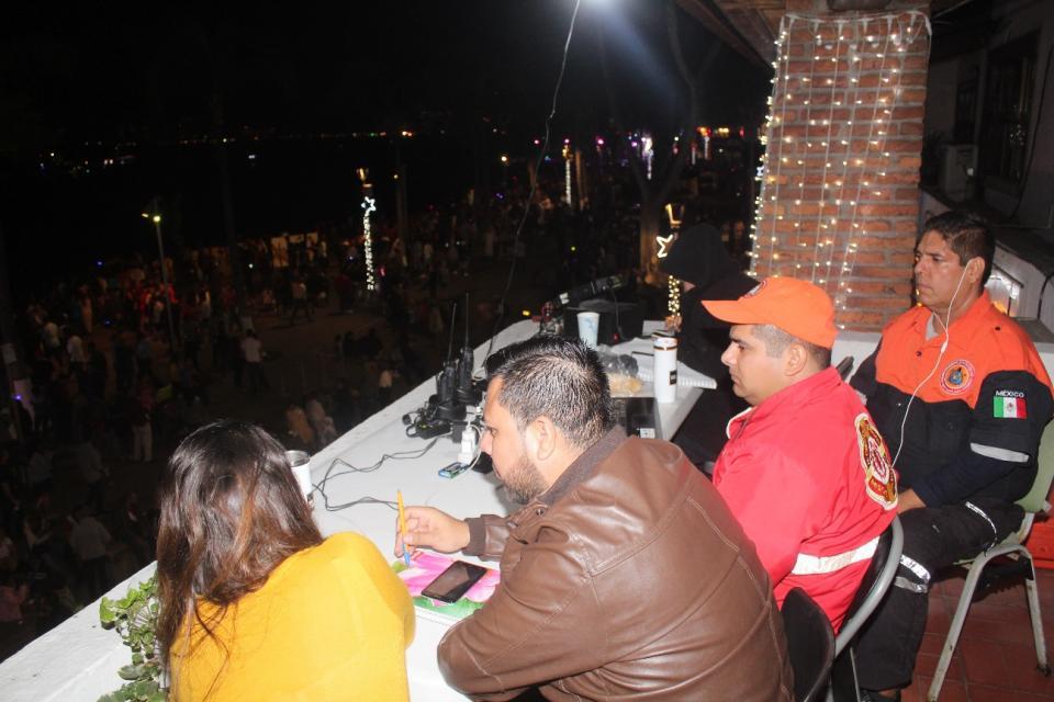 Operativo De fin de año en Vallarta, sin novedad
