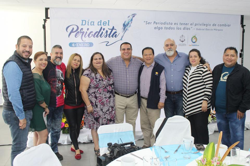 Arturo Dávalos: Los periodistas son agentes sociales de cambio