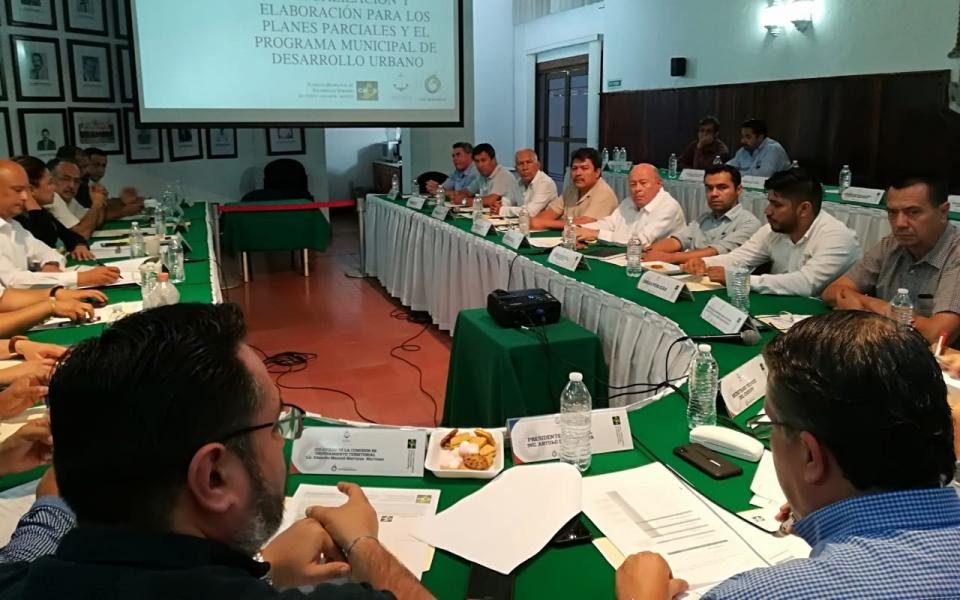 En sesión del Consejo Municipal de Desarrollo Urbano    Aprueban foros de consulta para planes de desarrollo urbano