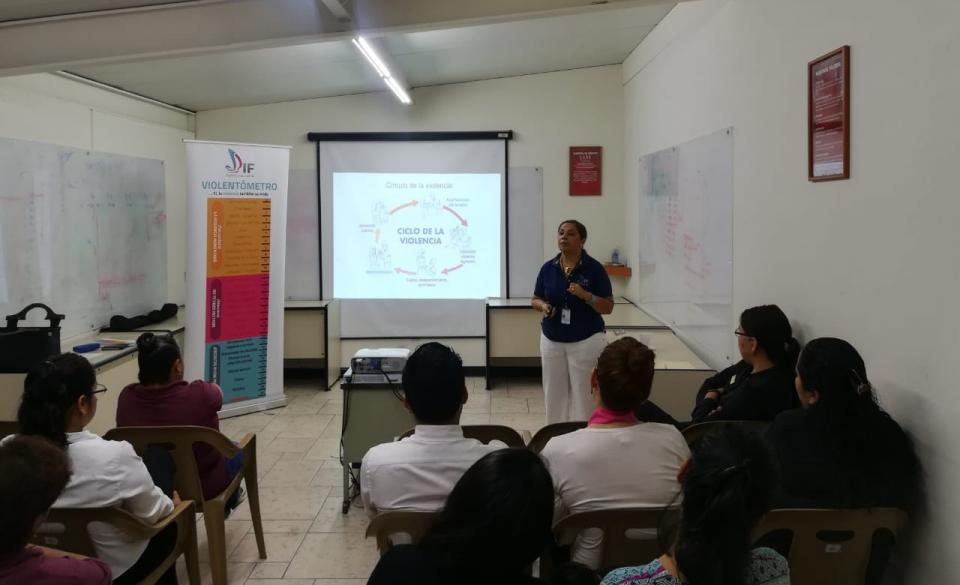DIF Vallarta atiende y previene temas de violencia familiar