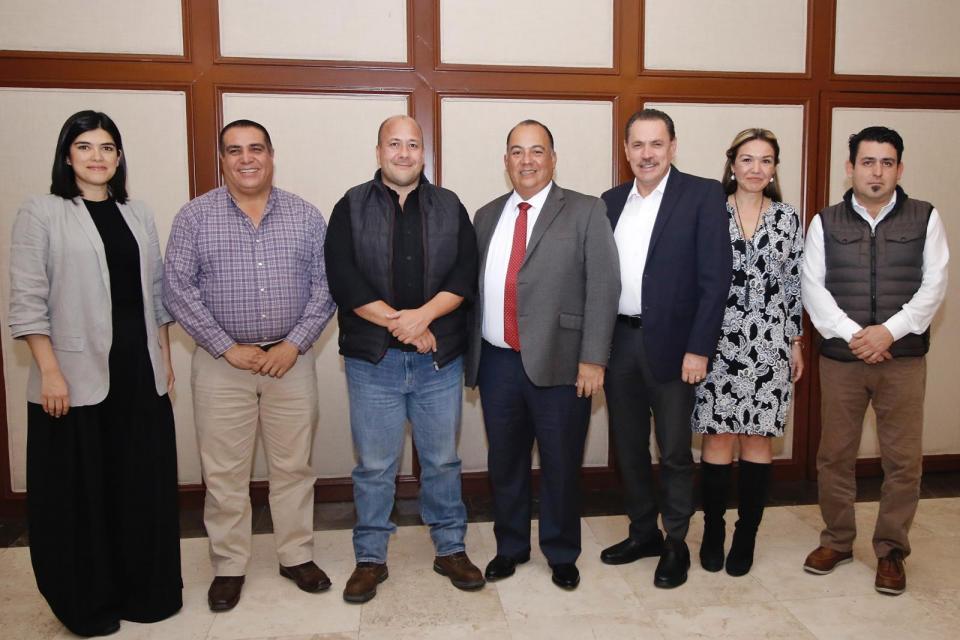 Participa Jaime Cuevas en la Instalación de Consejo del Fondo Metropolitano