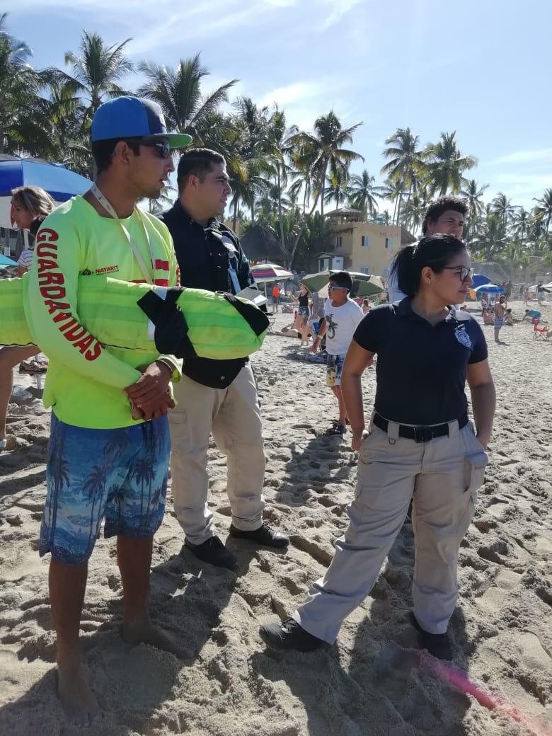 Reporta Protección Civil Bahía de Banderas buenos resultados en Blanca Navidad