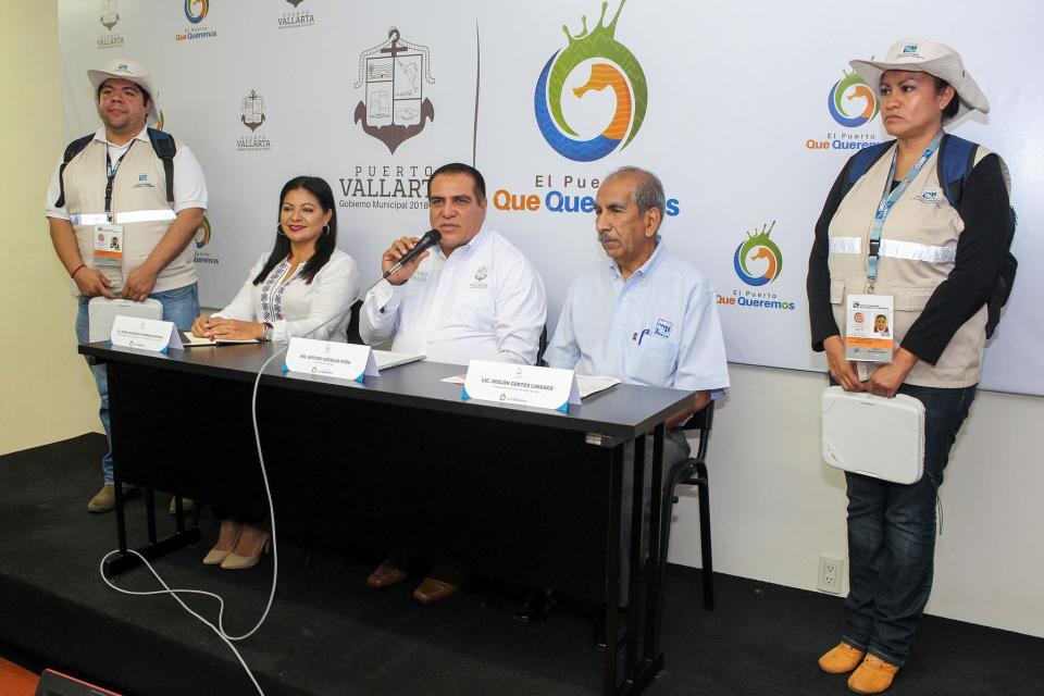 Presentan pormenores de los  Censos Económicos 2019 en PV