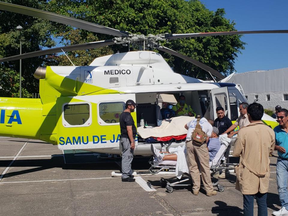 Realiza gestiones el IMSS  para contar con helipuerto