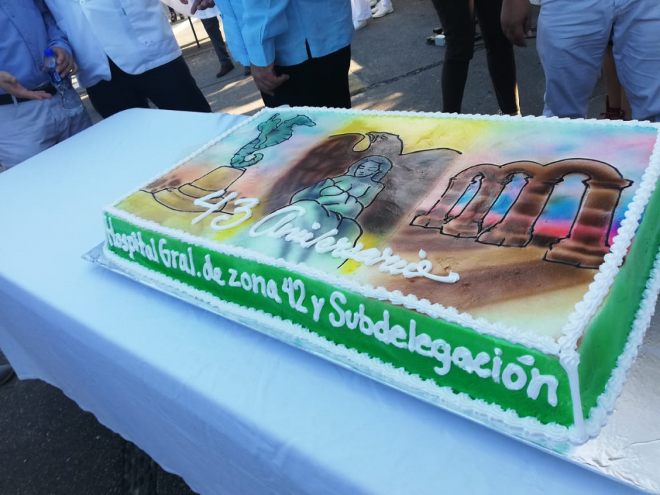 Celebra IMSS 43 años en PV