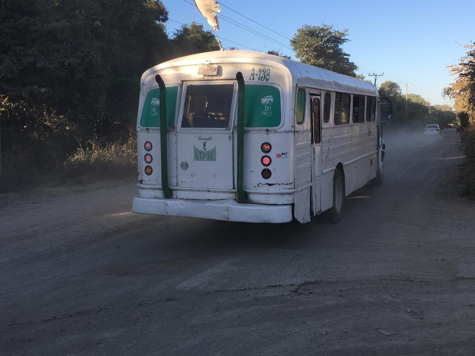 """Se deslinda Unibus PV  de camiones """"reciclados"""""""