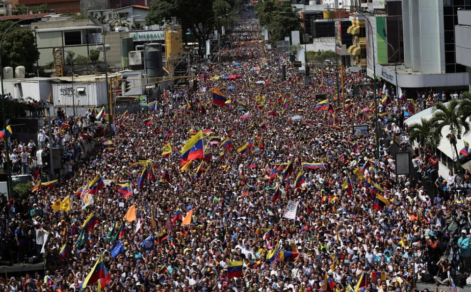 Venezuela: bomba de tiempo en el caos mundial