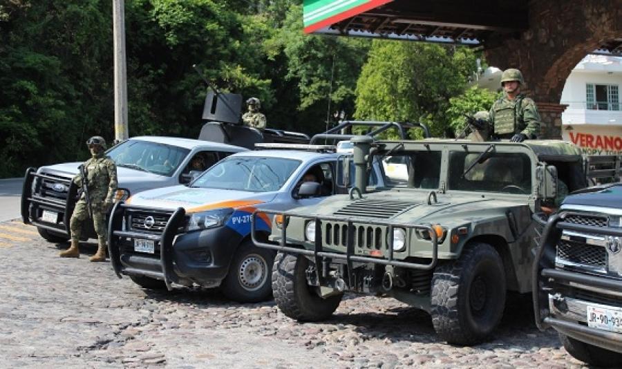 Sí quieren Guardia Nacional  en esta región turística